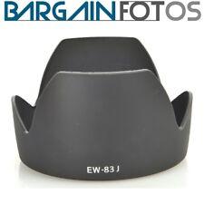 PARASOL BAYONETA EW-83J EW83J para Canon EF 17-55MM f/2.8 ISU