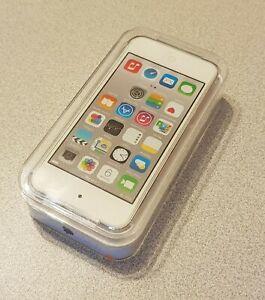 Apple iPod touch 32 GO Argent NEUF boite scellée A1574 6ème génération Silver