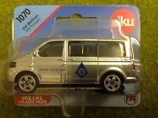 Siku 1070 / 1338 VW Multivan T5  Werbemodell Kurpark-Klinik  OVP