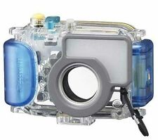 SCUBA DIVING - NEW CANON WATERPROOF CASE WP-DC22 for IXY 20 SD1100 IXUS 80