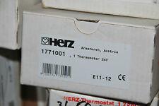 HERZ 1771001 THERMOMOTOR 7710 24 V SERVOMOTEUR CHAUFFAGE AU SOL M28x1,5 NEU