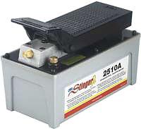 OTC 2510A Air/Hydraulic Two Stage Pump