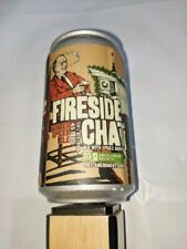 21st Amendment Brewery Fireside Chat Winter Spiced Ale Beer Tap Handle