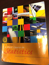 A First Course in Statistics - Terry Sincich and James T. McClave (9th edition)