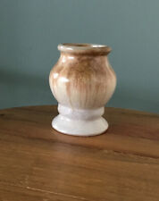 """Pigeon River Pottery 2003 Candlestick/Votive  3 3/4""""Preowned"""