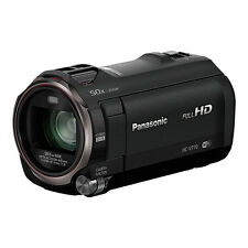 Panasonic HC-V770K Full HD Wi-Fi Camcorder with 50x Intelligent Zoom