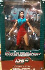 """Gen 13 Rainmaker 12"""" Action Figure MIB 14 Points Of Articulation Fully Possible"""