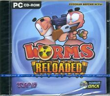 Worms Reloaded (Russian edition) | PC CD RUSSIAN