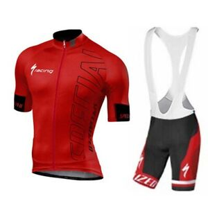 SPECIALIZED Short Sleeve Clothing Men's Cycling Jersey Pants Team Bike Bicycle