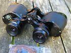 Spares Or Repair Carl Zeiss Oberkochen 8x30 Binoculars Hazed Chipped Prism