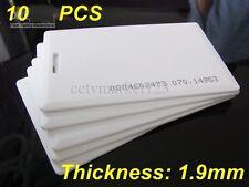 10PCS RFID Card/Tag 125KHz EM4100 Family ProximityDoor Control Entry Access Card