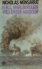 H.M.S.Marlborough Will Enter Harbour, Monsarrat, Nicholas, Very Good Book