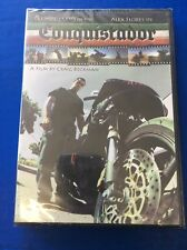 Conquistador Alex Flores Stunt Riding DVD Movie Video Stuntriding Motorcycle