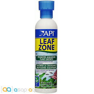 API Leaf Zone 8oz. Aquatic Plant Fertilizer for Freshwater Planted Aquariums