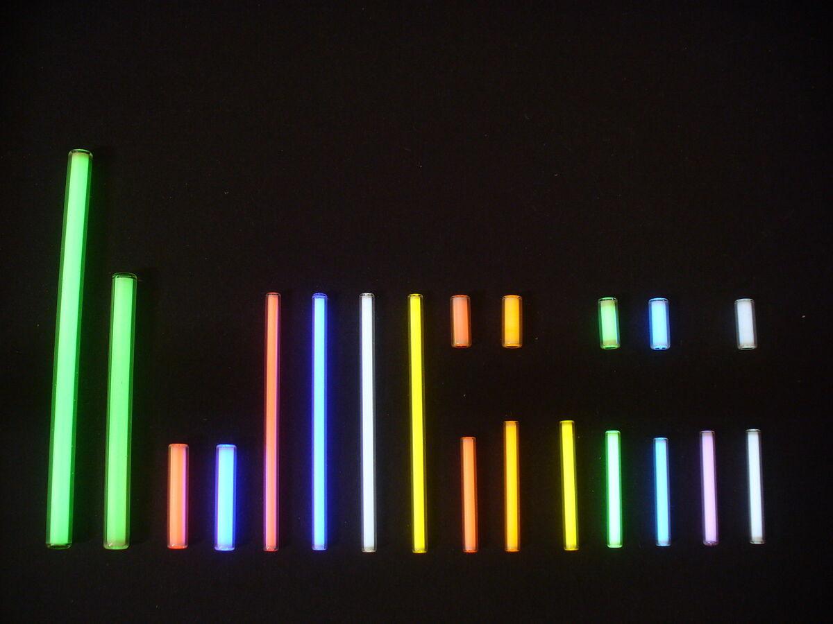 Tritium Glow