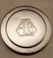 Vintage Asahi Optical Co. 62mm Chrome Metal Lens Cap