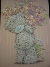 For a FAB FRIEND - Oblong - Tatty Teddy Me to You - Birthday Card