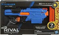 Nerf Rival Finisher XX-700 Blaster + 7 rounds Fast Post AUSSIE STOCK IN HAND