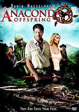 Anaconda 3 - Offspring (DVD, 2008, Canadian)