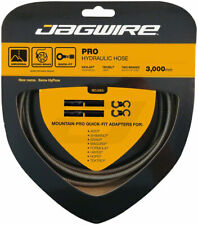 New Jagwire Mountain Pro Disc Brake Hydraulic Hose 3000mm Carbon Silver