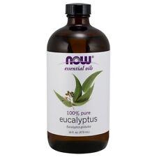 NOW Foods Eucalyptus Globulus Oil 16 fl. oz FREE SHIPPING. MADE IN USA