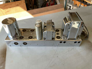E.H. EH Scott Allwave AW 23 Radio Amp/Power Supply Chassis.