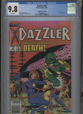 DAZZLER #39 MT 9.8 CGC HIGHEST 1 OF 1 CANADIAN PRICE VARIANT GUICE COVER AND ART