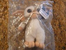 JUN Planning 1996 Gizmo Gremlins 2 - 6 inch Finger Puppet NWT and Factory Sealed