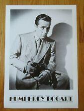 "Retro Humphrey Bogart ""The Maltese Falcon"" B&W Movie Poster by The Silver Screen"