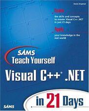 Sams Teach Yourself Visual C++.NET in 21 Days