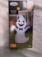 Halloween * Cute Ghost * 4FT * Airblown Inflatable Gemmy