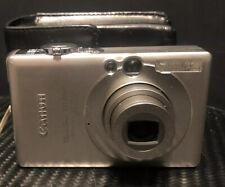 Canon PowerShot Digital ELPH SD300 40 4.0MP Digital Camera Good Condition