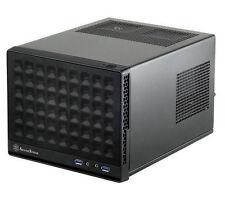 Silverstone SG13B (Mesh Front Panel) Mini-DTX/Mini-ITX Sugo Series SFF Case
