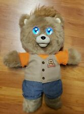 Teddy Ruxpin Interactive Teddy Bear Doll Preowned 2017 Target Exclusive Toy
