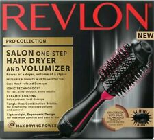 Revlon Pro Collection Salon One Step Hair Dryer Volumiser Hot Air Brush RVDR5222