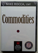 MTA Education: COMMODITIES by Mike Rocca * New Stock Trading Course DVD *