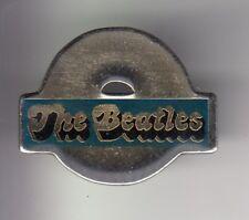 RARE PINS PIN'S ..  MUSIQUE MUSIC ROCK POP THE BEATLES GROUPE DISQUE ALBUM ~DQ