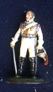 Soldier Lead Empire Troops French Carabiner 1ER Regiment 1812