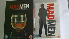 Mad Men: Series 1-3 and Series 4