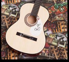 GFA BEN FOLDS Five Frontman Ben FOLDS Signed Acoustic Guitar AD2 COA