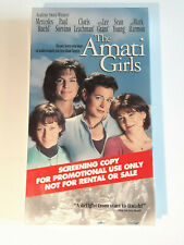 The Amati Girls New sealed VHS tape screening copy promotional rare