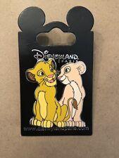 New Disneyland Paris Exclusive Simba & Nala Oe Disney Pin Dlp
