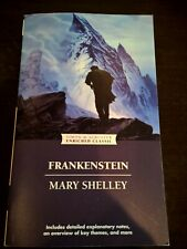 Enriched Classics: Frankenstein by Mary Shelley (2004, Paperback, Revised)