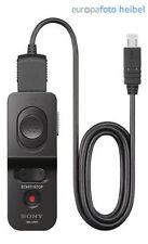 Sony originale rm-vpr1 cavo-Telecomando per Sony SLT a Alpha, ILCE 7, a77