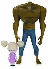 DC Direct Killer Croc & Baby Doll Animated Action Figures - Robin Batman Joker