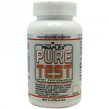 Finaflex Pure Test High Performance Testosterone Booster, 180 Capsules
