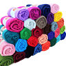 Women Ladies Soft Long Neck Large Scarf Wrap Shawl Pashmina Stole Cotton Scarves
