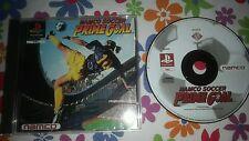 Namco Soccer prime goal per Playstation 1 PAL ITA