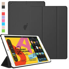"""For iPad 6th 7th Gen Air Pro 10.5"""" 11"""" 12.9"""" Flip Folio Leather Stand Smart Case"""
