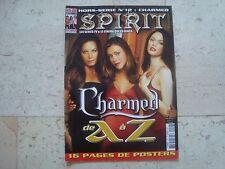CHARMED magazine SPIRIT + Posters Alyssa Milano Holly Marie Combs Rose McGowan